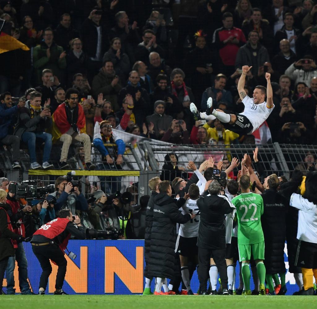 Germany vs England - International Friendly