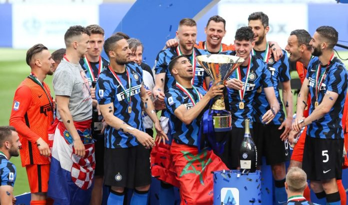 Mercato – Inter Milan : Ces Nerazzurri qui pourrait suivre Achraf Hakimi cet été