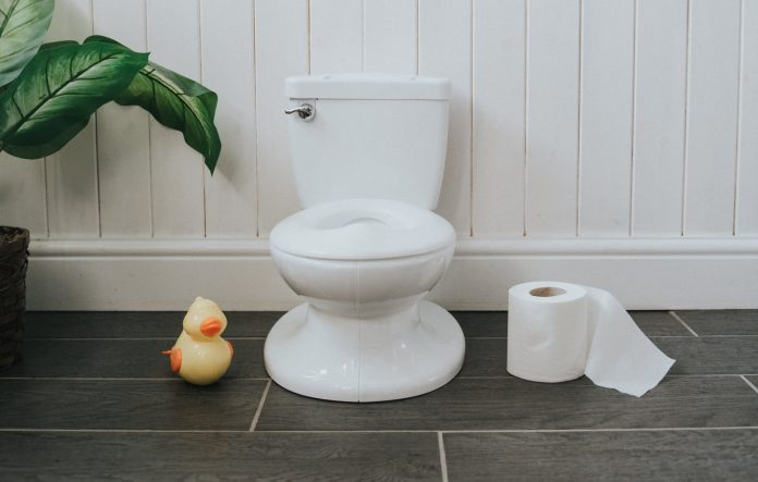 The toilet turns waste into virtual energy and money