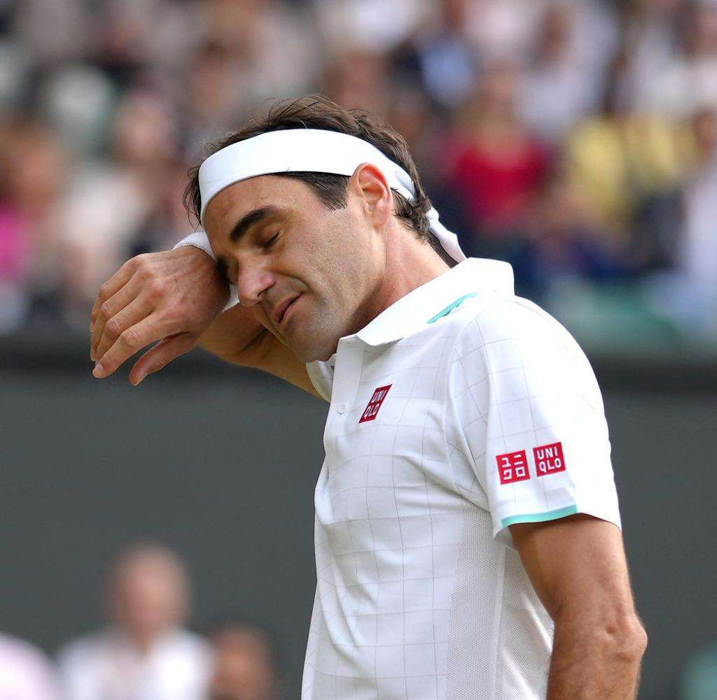 Roger Federer misses his chance to win his ninth Wimbledon title with defeat