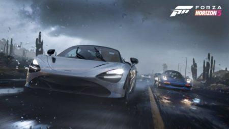 Forza Horizon 5 McLaren 720S Coupe