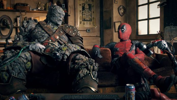 Deadpool has his first MCU crossover with Korg, Taika Waititi's character