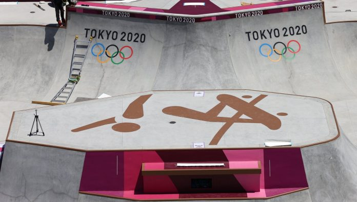 Tokyo, three positive South African athletes, two inside the Olympic Village.  Fear grows