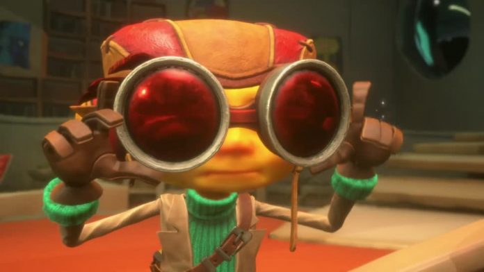 Psychonauts 2 - The funny platformer story trailer has arrived
