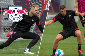 Orban and Gulacsi: RB Leipzig's first EM players back in training