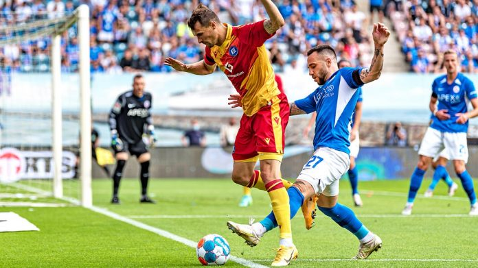 Hansa Rostock loses in second division return to Karlsruhe |  NDR.de - Game