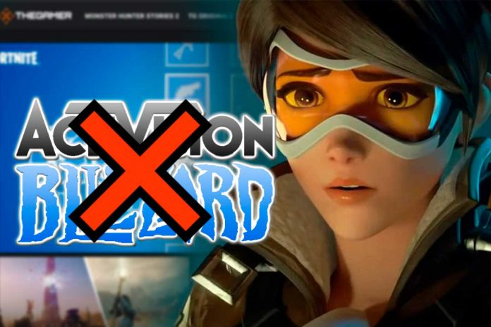 The video game outlet announces that it will no longer cover Activision games