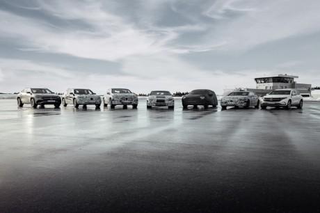 Mercedes EQ group