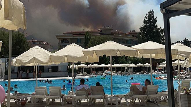 Belgians on vacation near the Antalya fire testify: