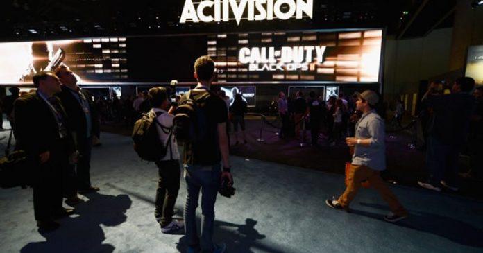 Activision Blizzard employees go on strike