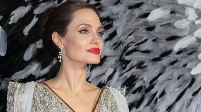 Angelina Jolie's success in custody battle with Brad Pitt
