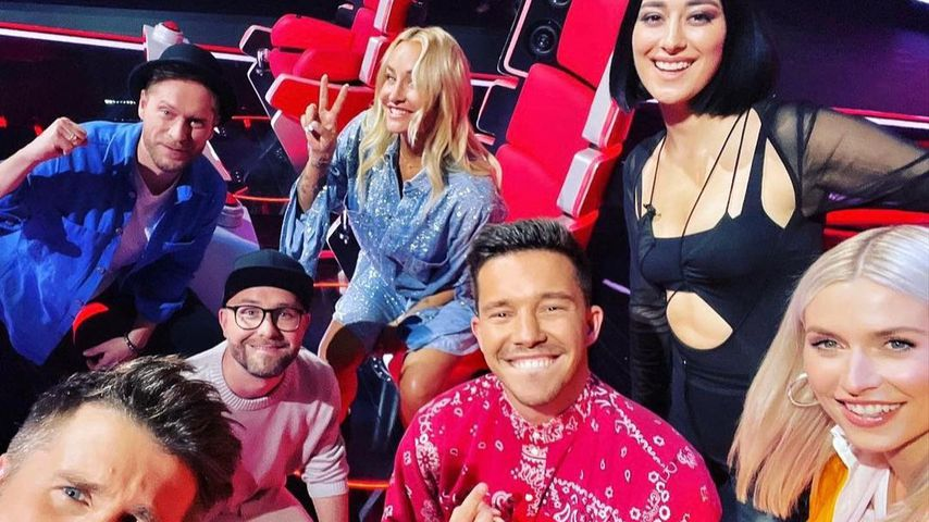 """The jury and supervisors in """"Germany's voice"""""""