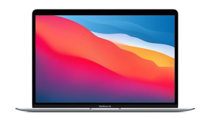 Apple sales: -13% on MacBook Air with a free pair of AirPods