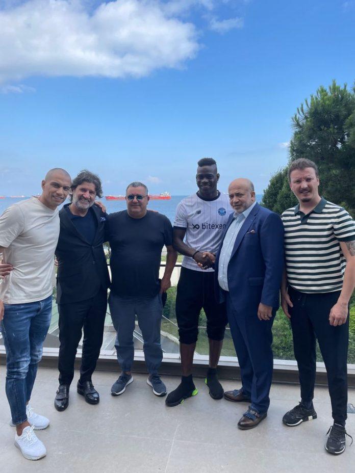 Balotelli signs with Adana Demirspor - international football