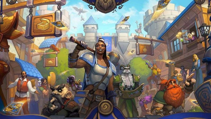 Blizzard cancels Hearthstone United at Stormwind Reveal Stream