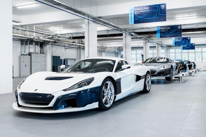 Bugatti and Rimac merger!