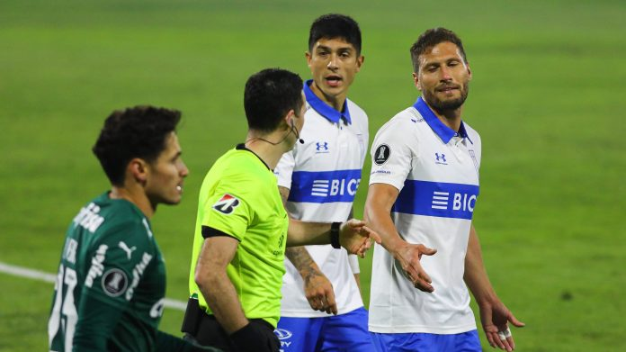 CONMEBOL's instructions to referees justify penalty sanction against UC in Copa Libertadores