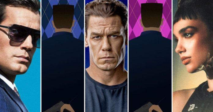 Dua Lipa, John Cena, Henry Cavill and more join Matthew Vaughn's All-Star Spy