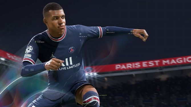 FIFA 22 reveals its cover, first trailer this weekend
