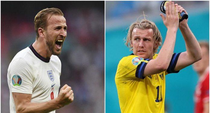 Follow England vs.  Ukraine Live and Live - Euro 2021 quarter-finals    minute by minute    England national team    NCZD DTBN    Lbposting    Total Sports