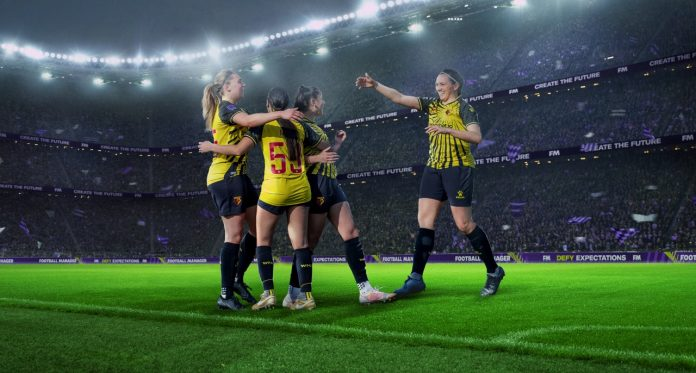 Football Manager series expands to include women's soccer
