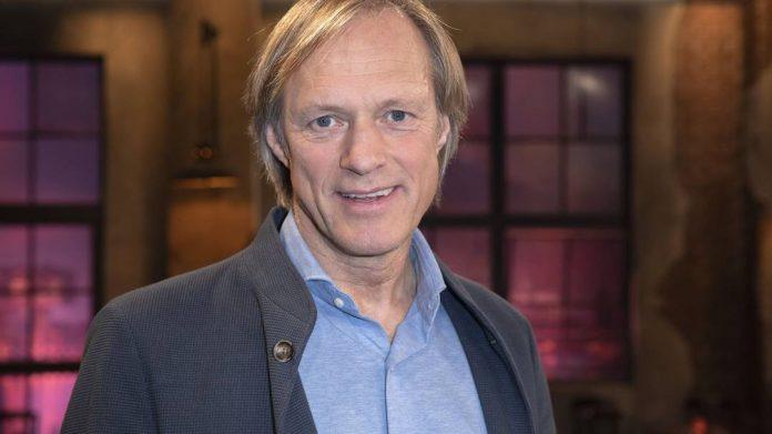 Gerhard Delling Fresh in Love - with entrepreneur Christina Block ب