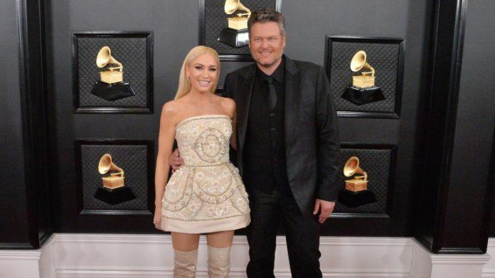 Gwen Stefanis Hot Evidence of Love Under a Wedding Dress - BZ Berlin