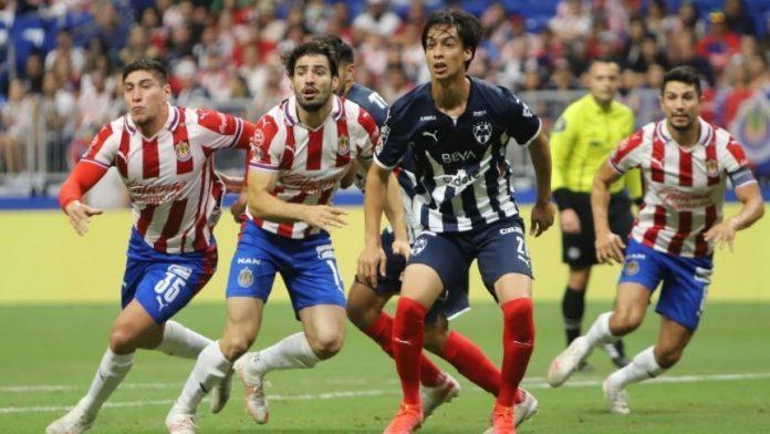 In Andrada's debut, Rayados beat Chivas 1-0