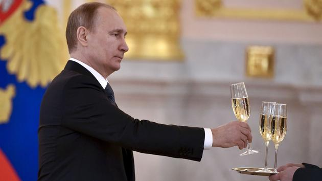 In Russia, the classification of champagne is reduced to