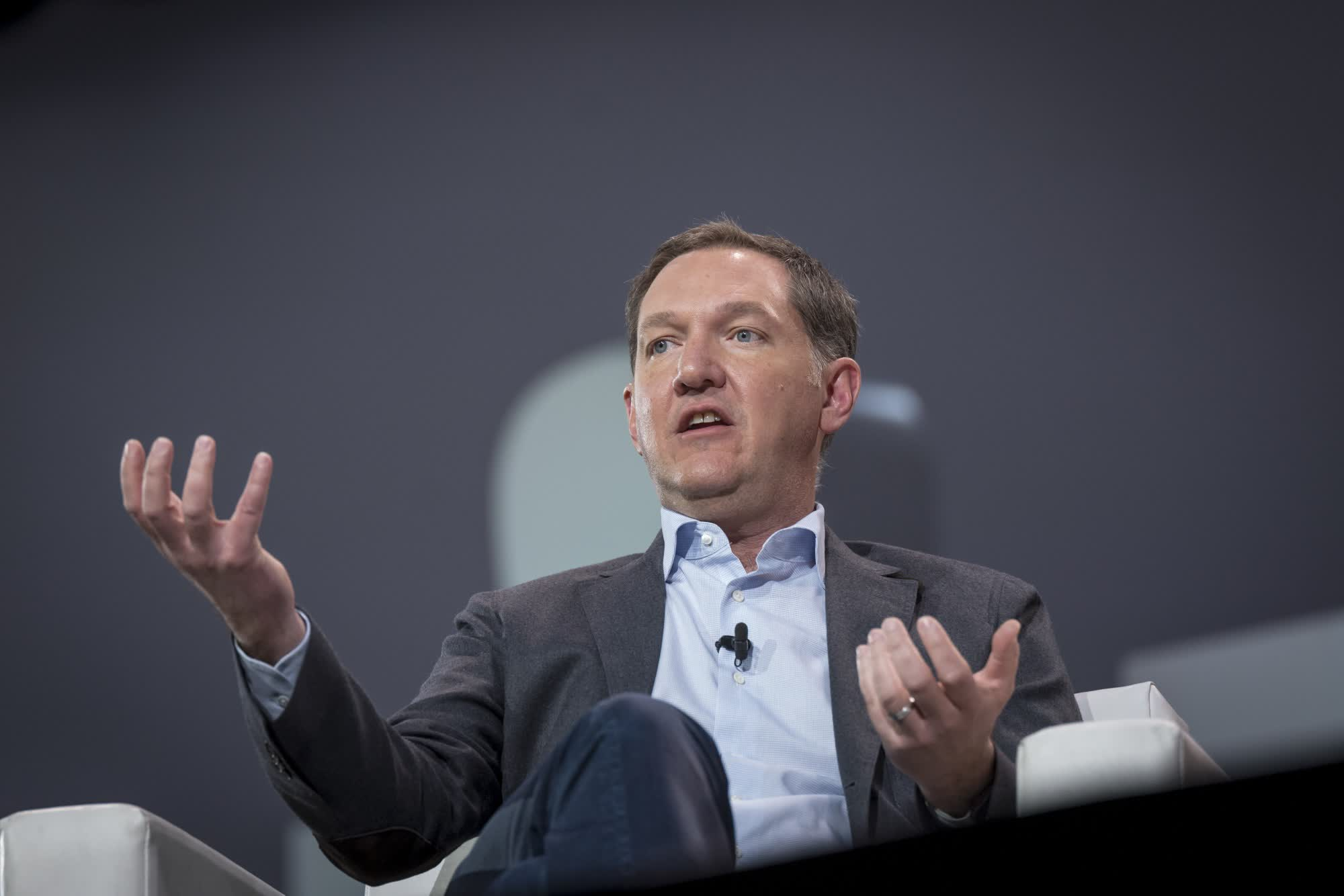 Jim Whitehurst is stepping down as president of IBM after just 14 months