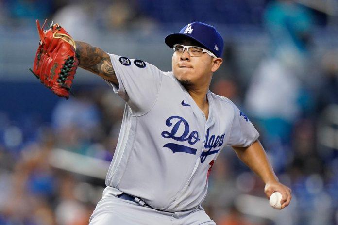 Julio César Urías vive una temporada de ensueño con los Dodgers al alcanzar su triunfo 11