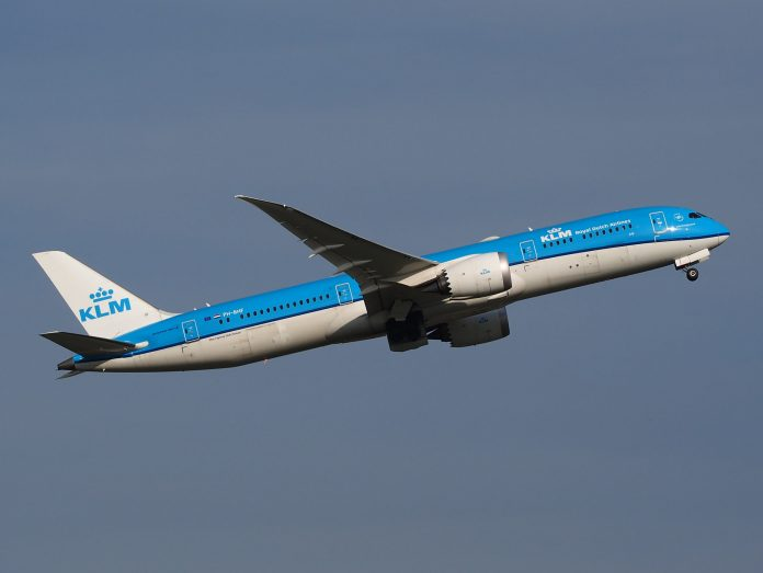 KLM restores its network of flights to Latin America and the Caribbean