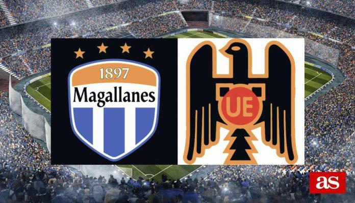 Magallanes 0-1 U. Española: results, summary and objectives