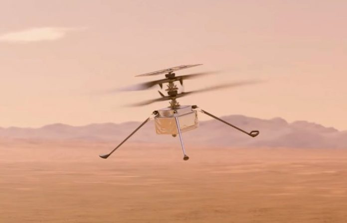 Mars helicopter completes most difficult flight yet صعوبة