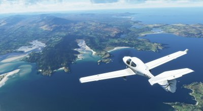 Microsoft Flight Simulator: With the upcoming update 5, performance will rise!