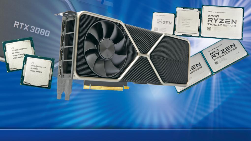 [PLUS]    Best Geforce RTX 3080 / RTX 3090 Processor