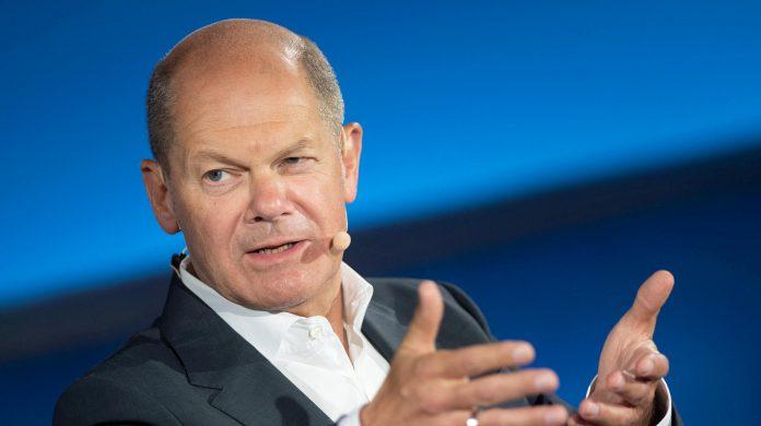 Olaf Scholes overtook Armin Lashett - SPD and Green Level