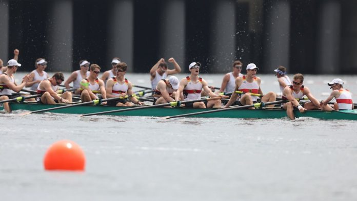Olympia 2021 - Rowing: Germany eight win silver