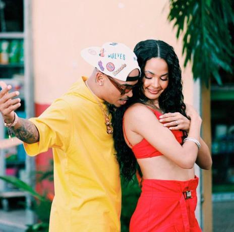 Ozuna graba tema entre reguetón y bachata con la dominicana Kimberly Jiménez de musa en el video