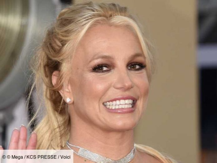 PHOTO Britney Spears: Away from her legal troubles, she's topless on Instagram