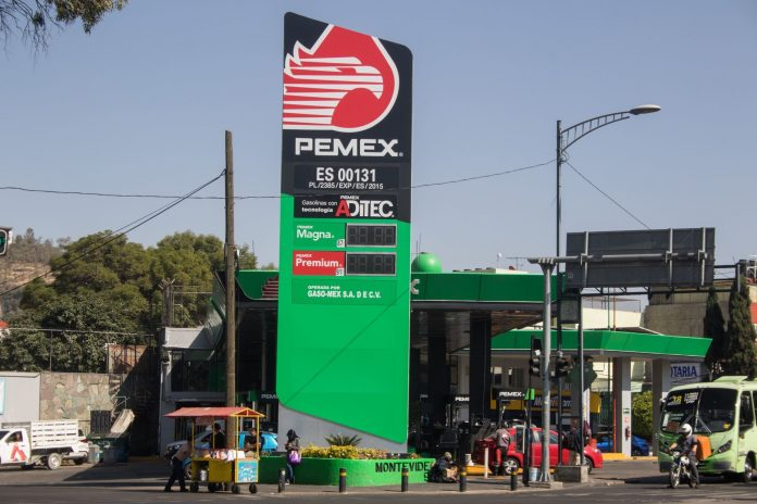 Pemex sales increased by 91% in 2021 due to fuel demand