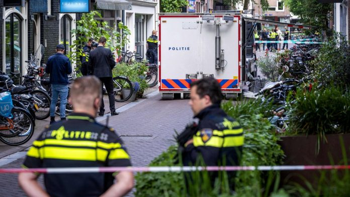 Peter R. was in mortal danger after the attack.  De Vries: An attack shocks the Netherlands