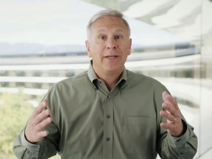 Phil Schiller announces Lamborghini
