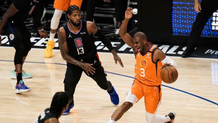 Phoenix Suns reach the NBA Finals: Chris Paul's big night