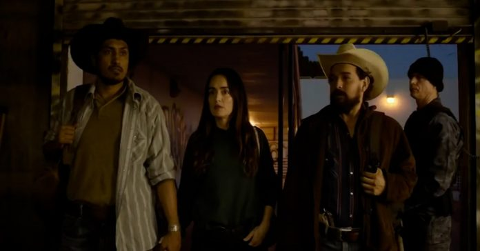 Purge forever: what the movie is about with Ana de la Reguera and Tenoch Huerta