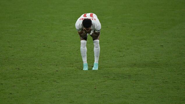 Racism against players: After the penalty kick, England show its ugly face - the game