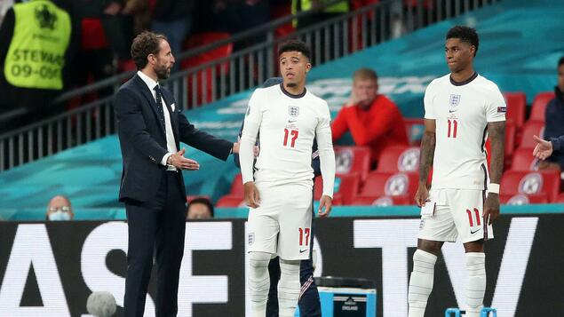 Sancho and Rashford miss this point: England coach reverses defeat - game