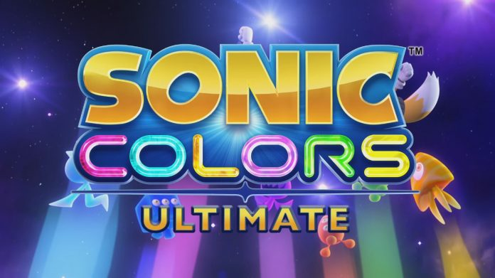 Sonic Colors Ultimate: Compare the graphics to the original