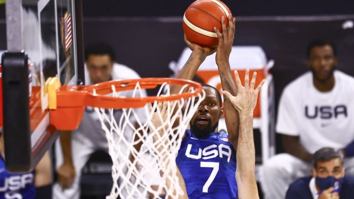 That's why USA basketball players are so embarrassed right now!  - American sports