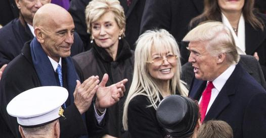 Tom Barrack, Trump's right-hand man (and ex-King of Costa Smeralda) arrested - Corriere.it
